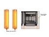 LOADING DOCK GUIDE LIGHT SET