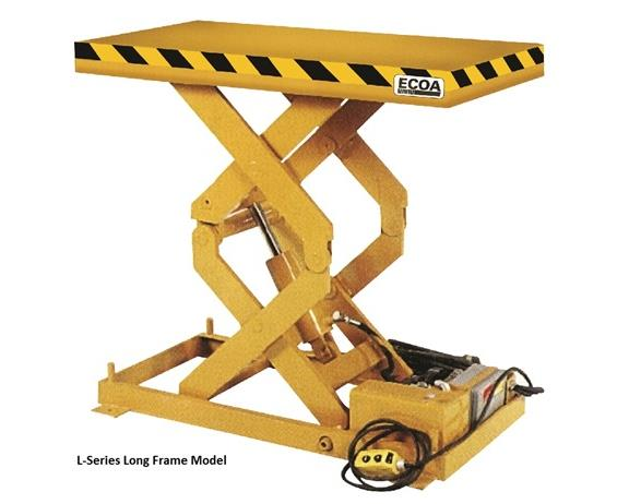 ECOA COMPACT/DOUBLE SCISSOR LIFT TABLES