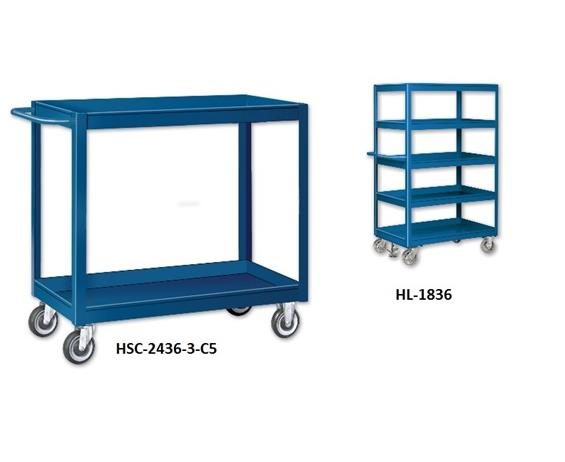 HSC SERIES HEAVY DUTY SHOP CARTS