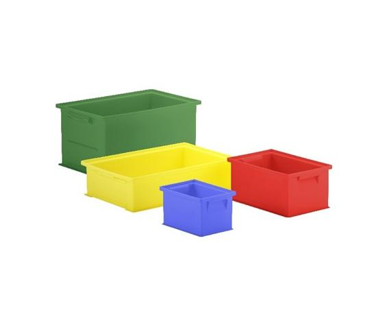 STRAIGHT WALL STACKING BINS