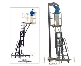 OPTIONS FOR 300 LB. ONE PERSON MAINTENANCE LIFT