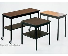 NON-FOLDING UTILITY TABLE CASTERS