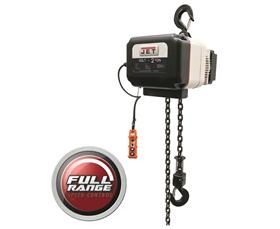 VOLT TRUE VARIABLE-SPEED ELECTRIC CHAIN HOISTS