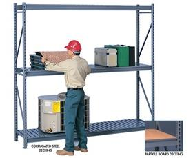 TENNSCO BULK STORAGE RACKS