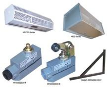 ACCESSORIES FOR BERNER AIR CURTAINS