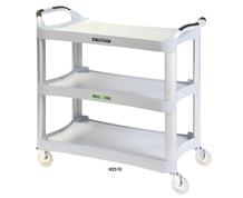 MEDIUM DUTY PLASTIC UTILITY CARTS